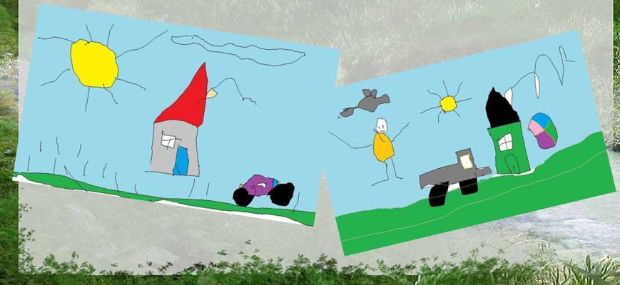 8 piešiniai piešimo programa